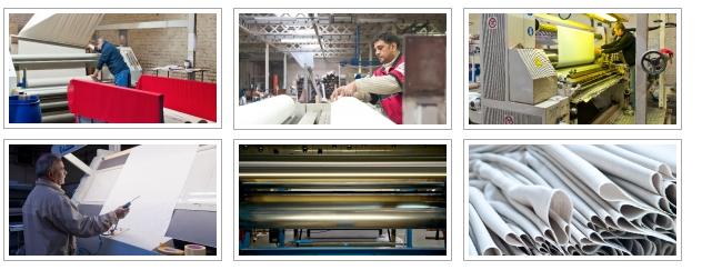 VANDENHOVE, spécialistes de l'ennoblissement textile mécanique